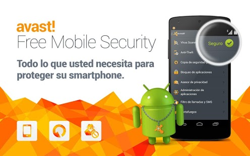 avast mobile security y antivirus