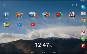 everythingme launcher para android