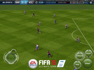 fifa 15 gameplay android