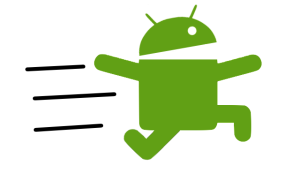android runing